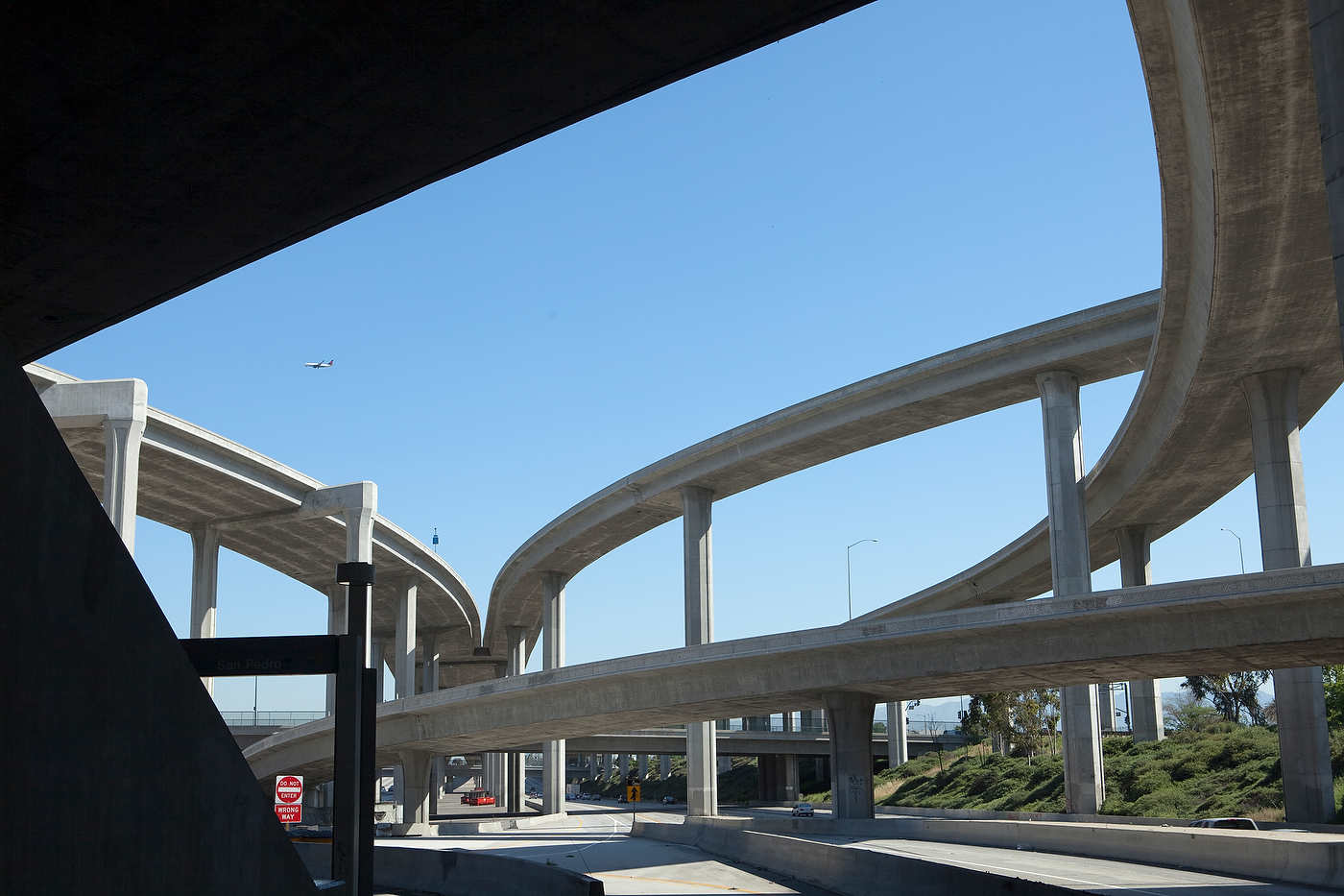 Freeways, Metro Silver Line.