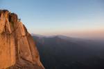 Moro Rock, Sequoia National Park.