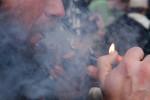The Emerald Cup marijuana festival, Northern California.
