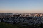 San Francisco, seen from Twin Peaks Reservoir.