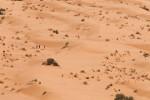 Stage one, Merzouga Dunes, Sahara Desert.