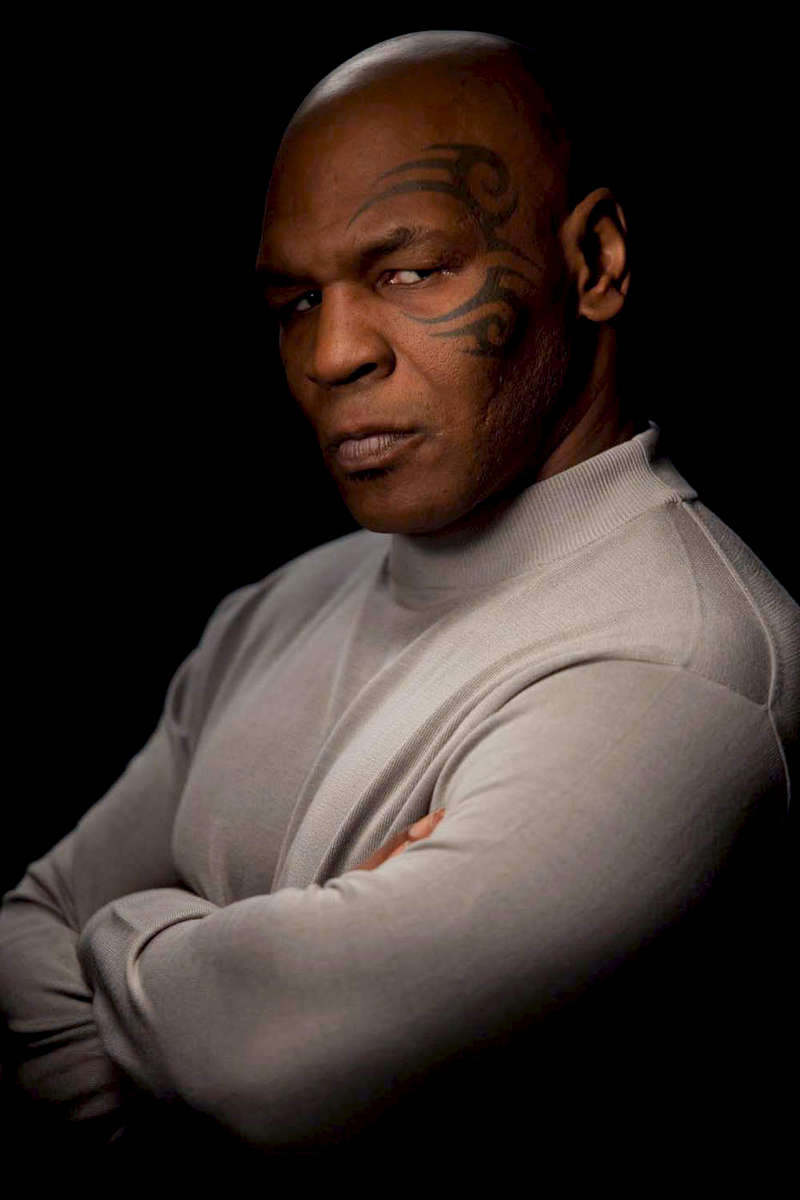 Mike Tyson, Discovery Channel, Las Vegas.