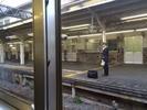 Train Station, Izu Province.