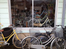 Bike store, Fukuyama.