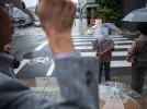 Umbrellas, Kyoto.