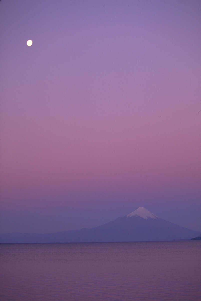 Orsona volcano, Chile.