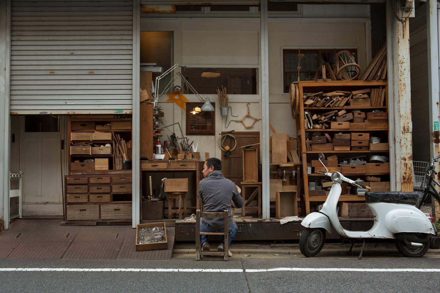 Artisan, Shinjuku-ku.