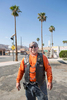 Biker, 29 palms, California (for The Good Life).