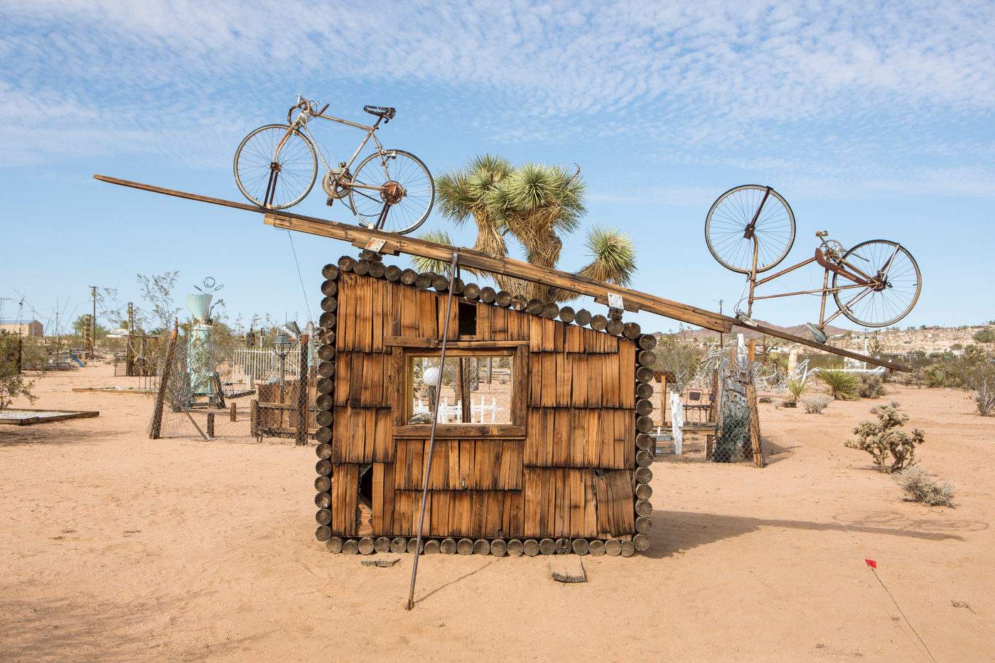 No Contest, Noah Purifoy, Mojave Desert (for The Good Life).