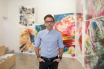 Benjamin Trigano, owner, Gallerie M+B, Los Angeles (for The Good Life).