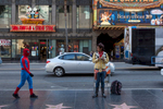 Walk of Fame, Hollywood (for National Geographic Books).