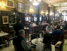 Café opened in 1856, Buenos Aires.