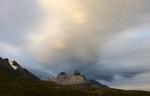 Patagonian clouds.