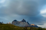 End of the day, Torres del Paine, Chile.