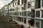 Cemetery, Punta Arenas, Chile.