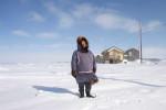 Inupiat Eskimo, Shishmaref, Alaska.