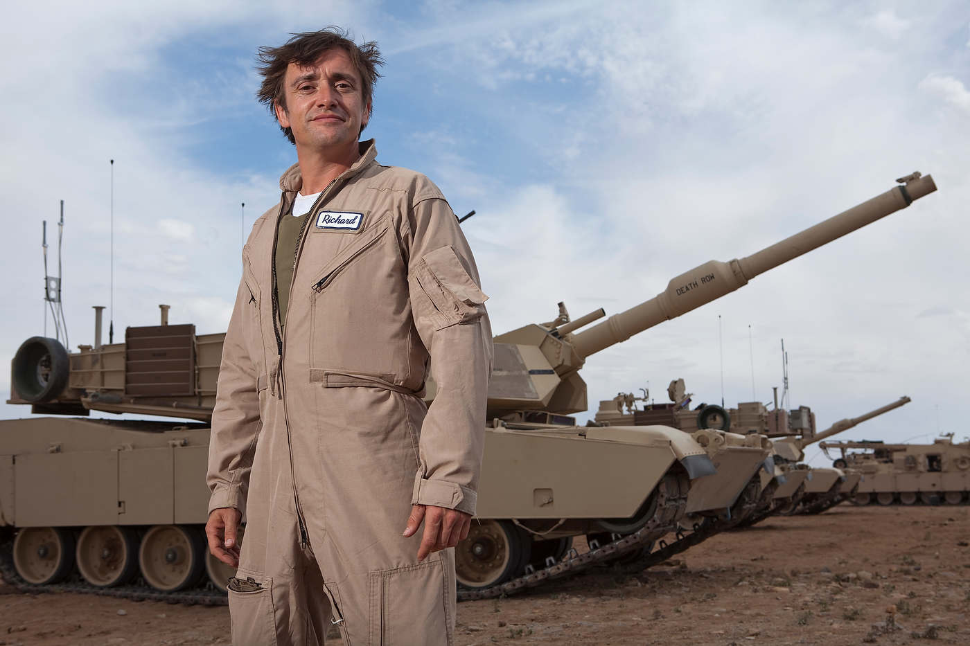 Richard Hammond, Texas, BBC Worldwide.