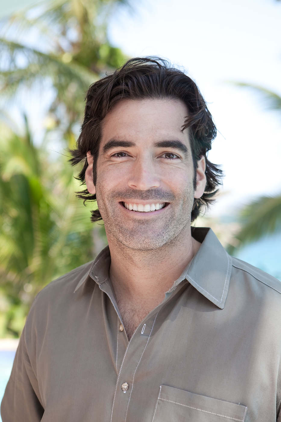 Carter Oosterhouse, Million Dollars Rooms, in Cabos San Lucas, Mexico, Scripps Networks.