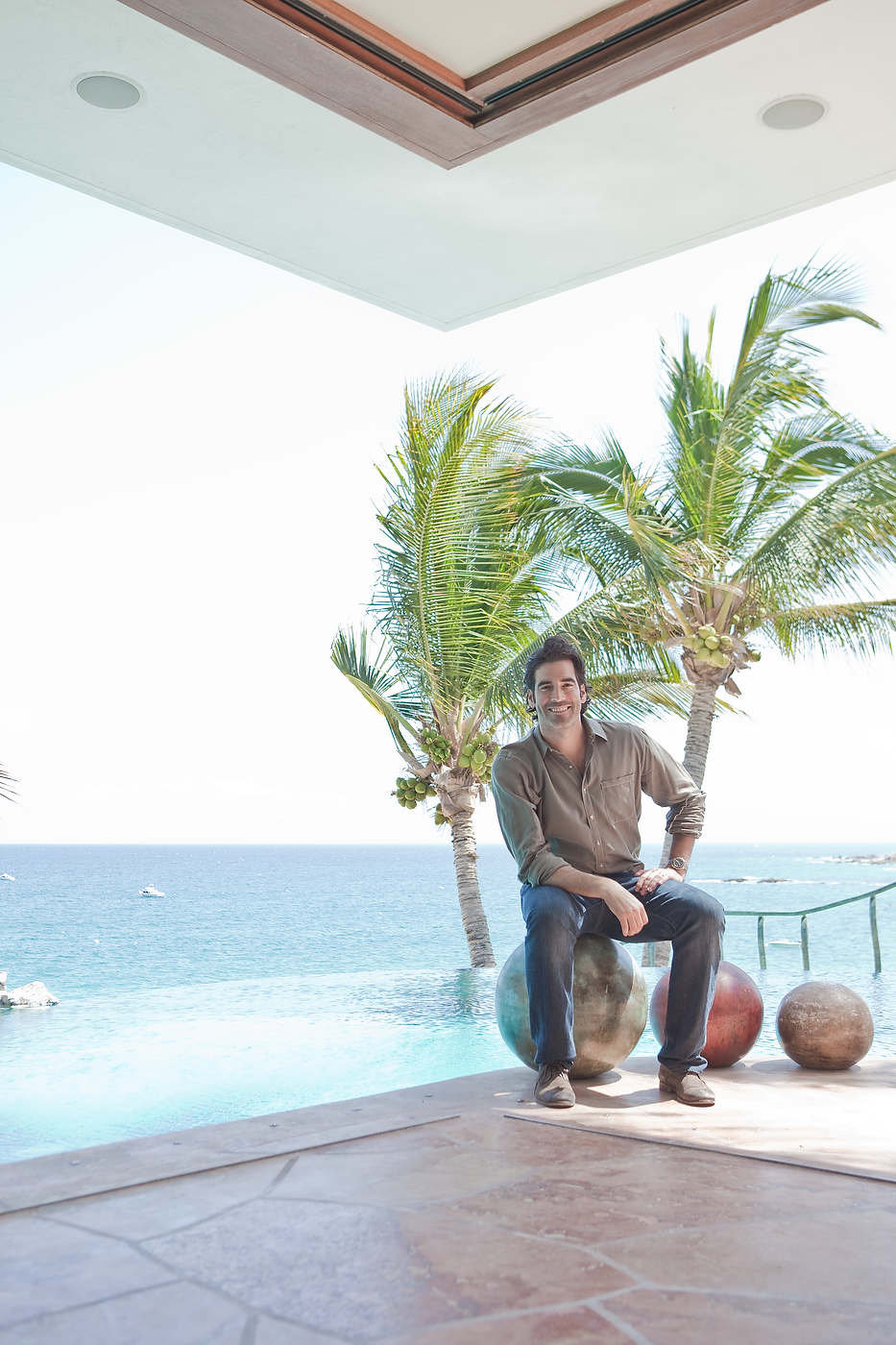 Carter Oosterhouse, Million Dollar Room, Mexico, Scripps Networks.