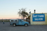 The Bait Farm Saloon, Nevada.