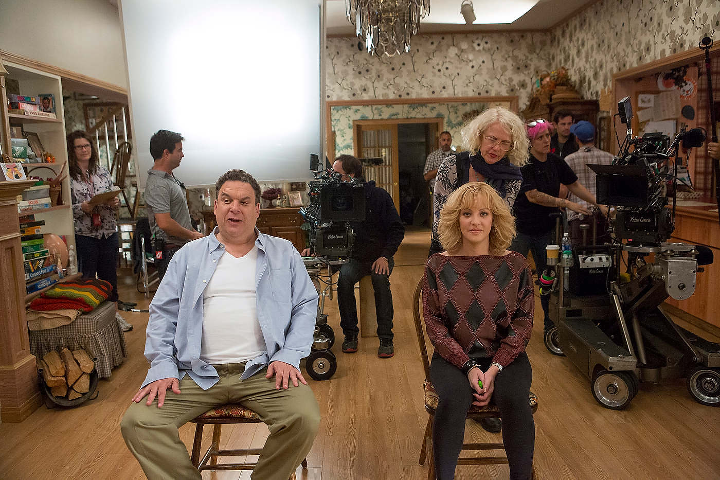 The Goldbergs.