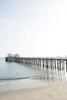 The Malibu pier.
