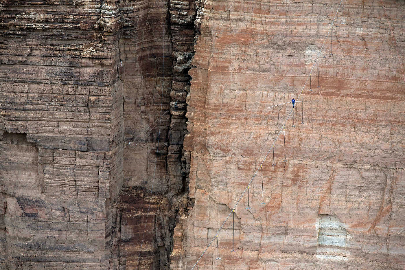 Nick Wallenda, Grand Canyon, Discovery Channel.