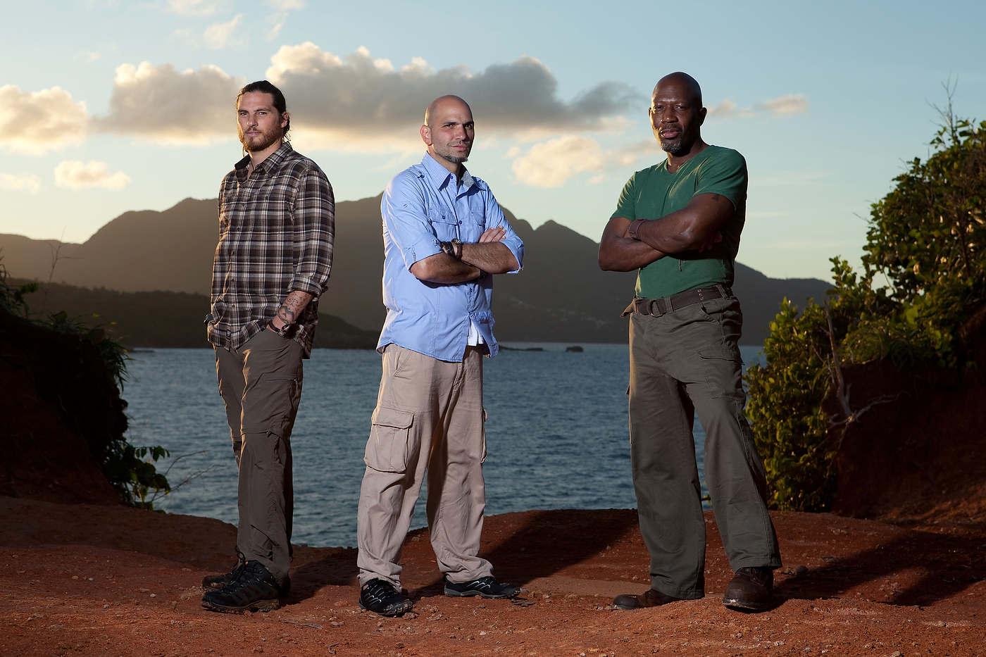 No Kitchen Required, Dominica, BBC Worldwide.