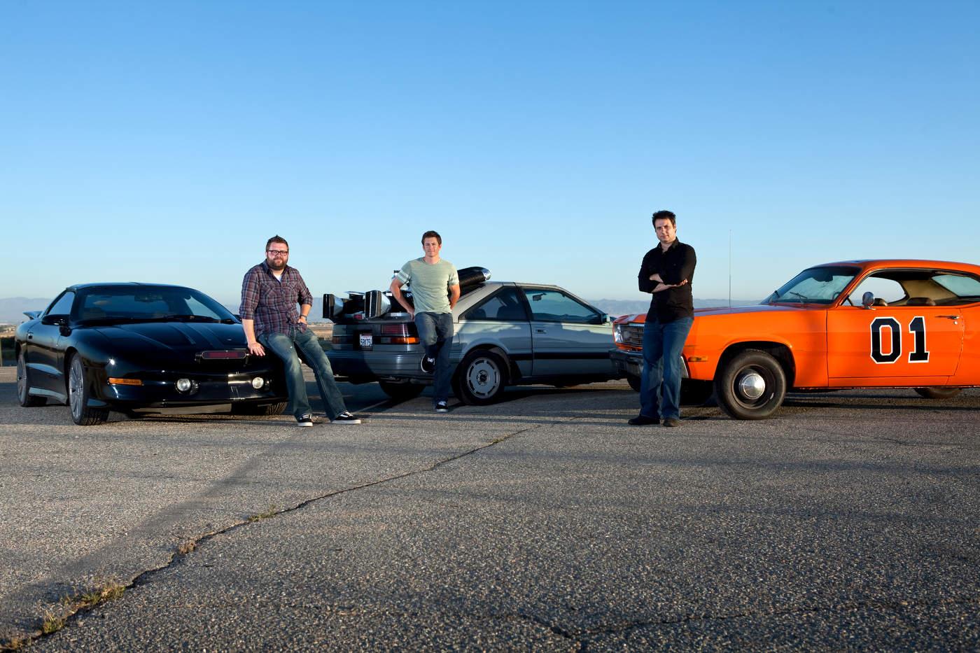 Top Gear, BBC America.