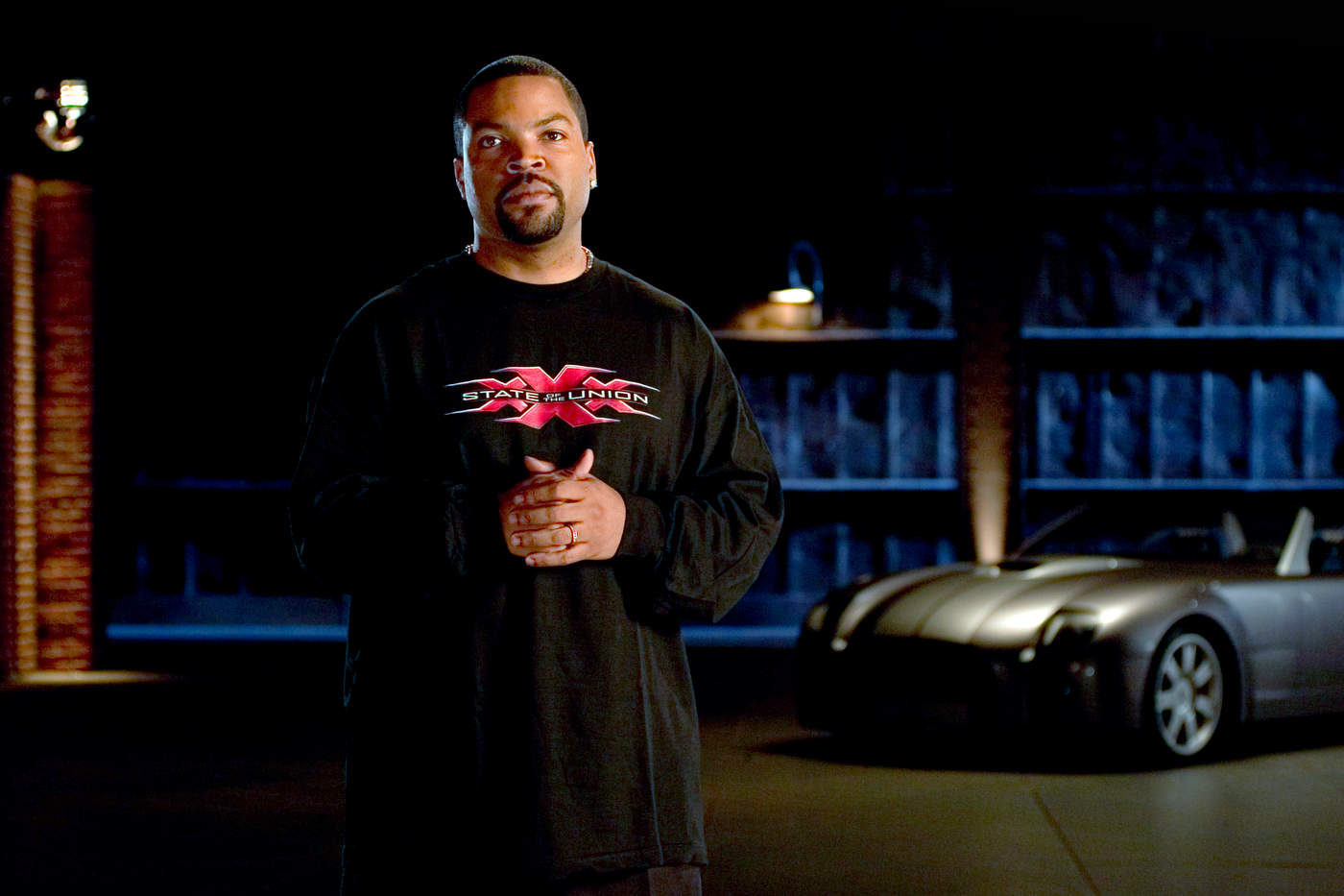 Ice Cube, Discovery Channel.