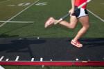 High school track & field meet, for Nike.