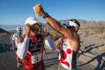 Badwater Ultramarathon, Death Valley, for l'Equipe Magazine.
