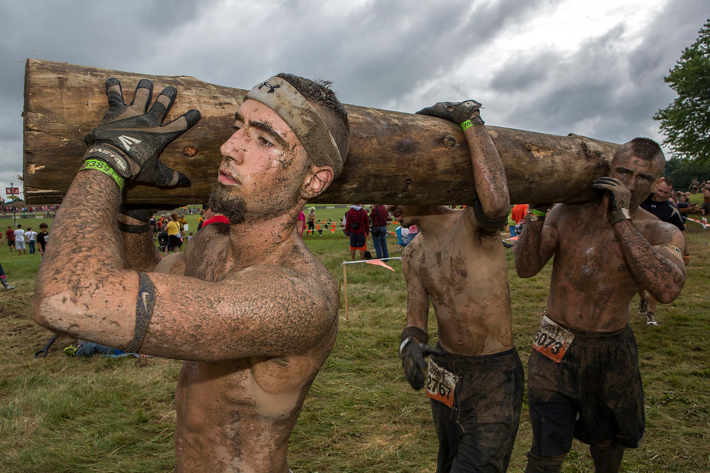 Tough Mudder, for l'Equipe Magazine.
