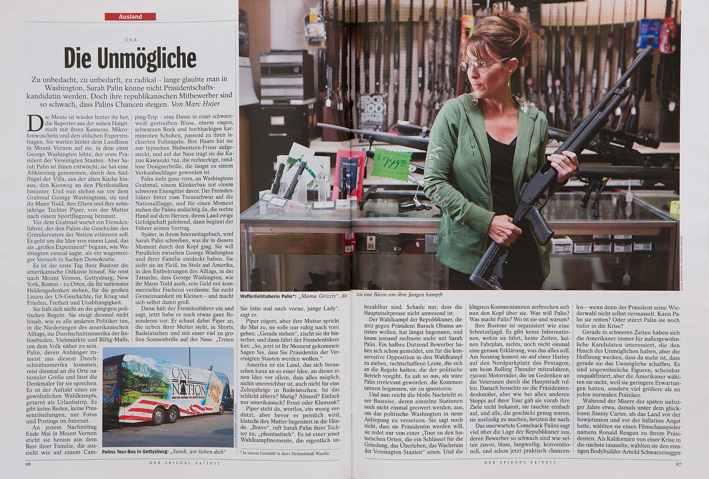 Der Spiegel (Germany).