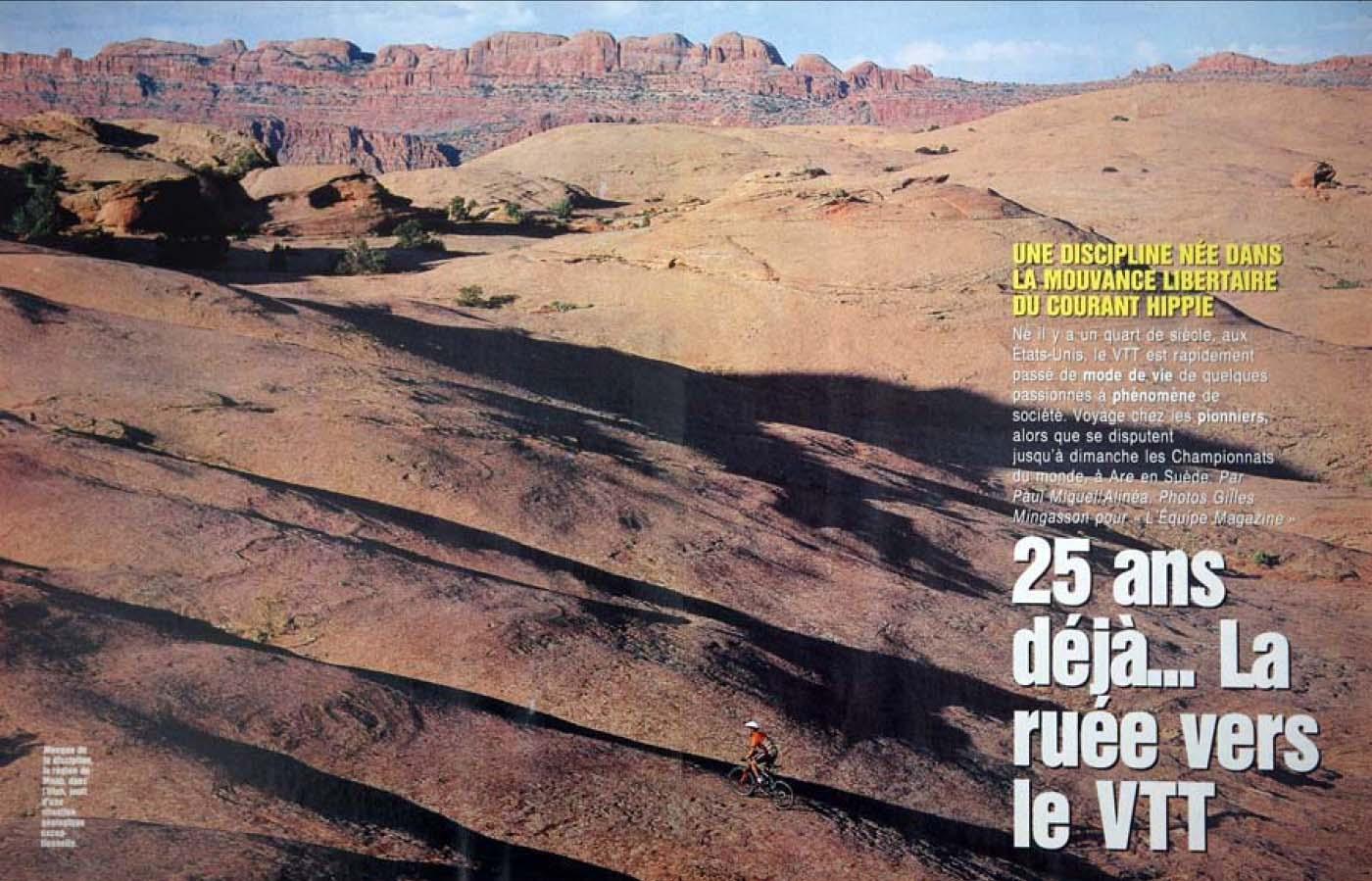 L'Equipe Magazine (France).