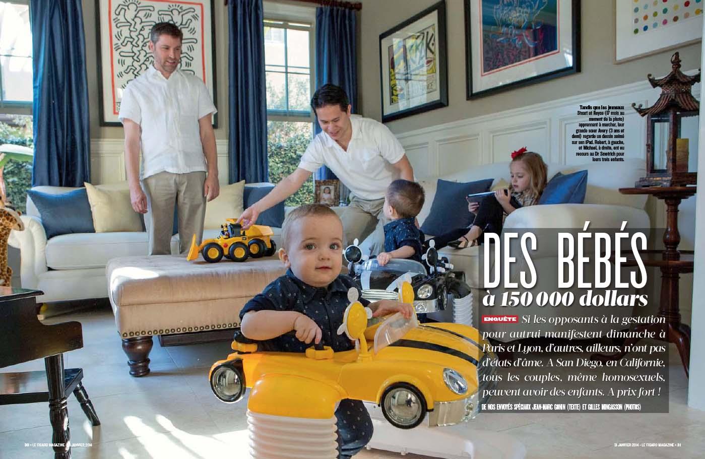Figaro Magazine (France).