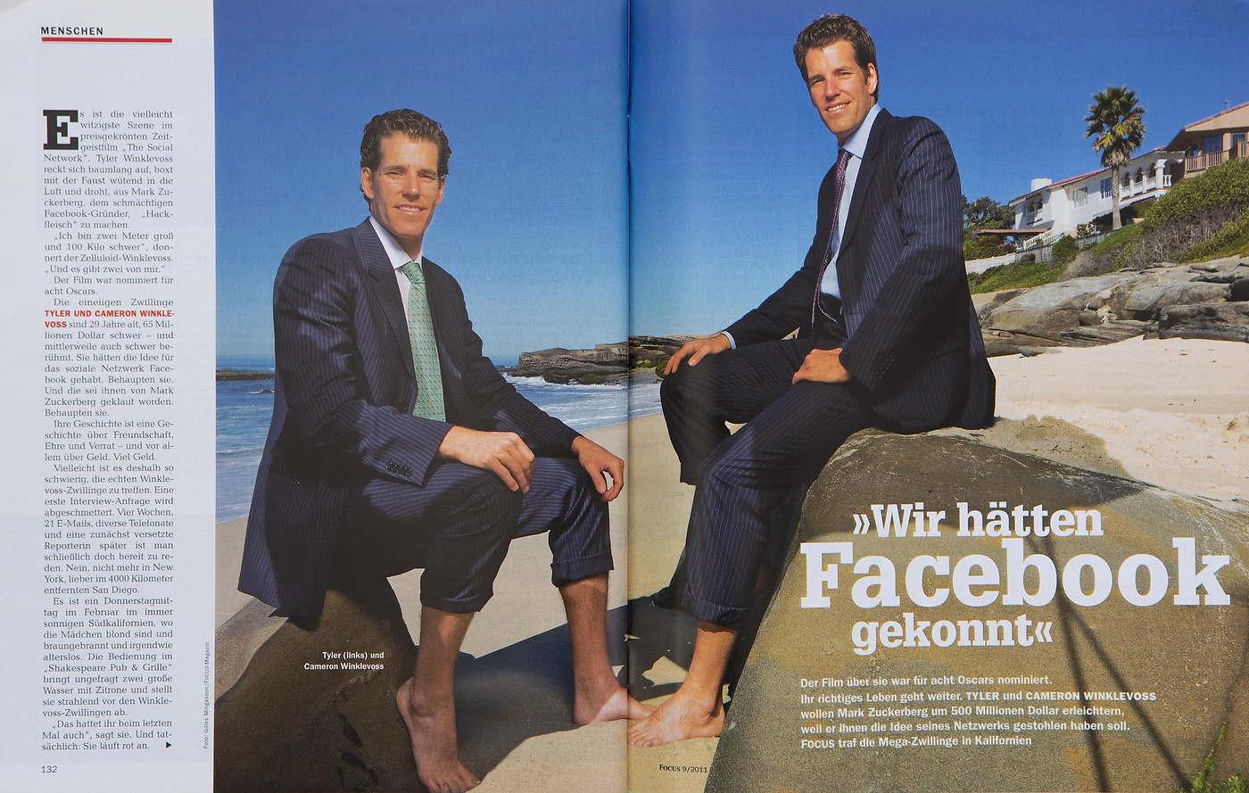 Focus Magazine (Germany).