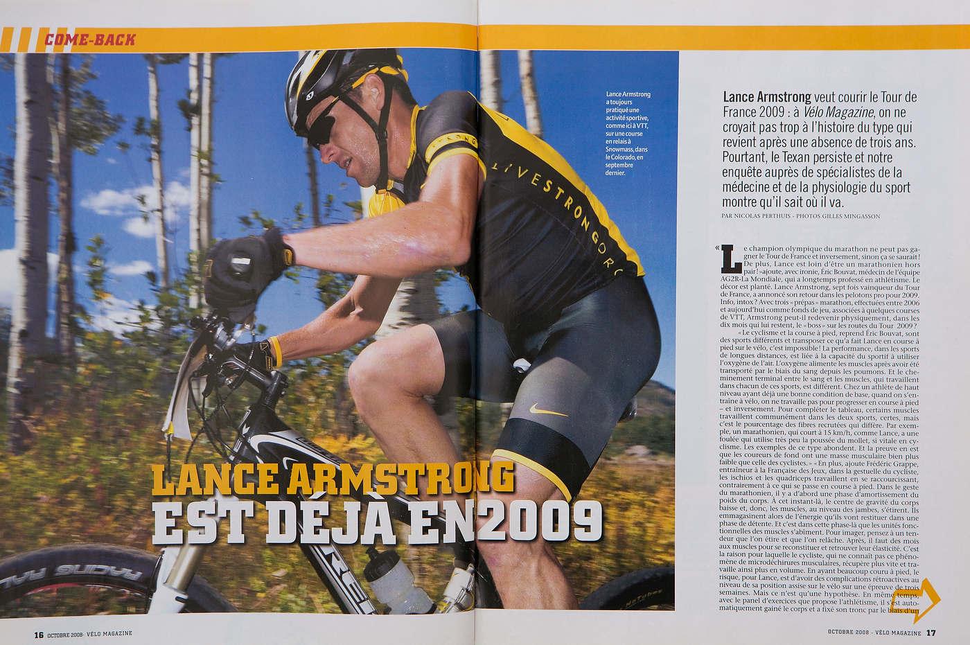 Velo Magazine (France).