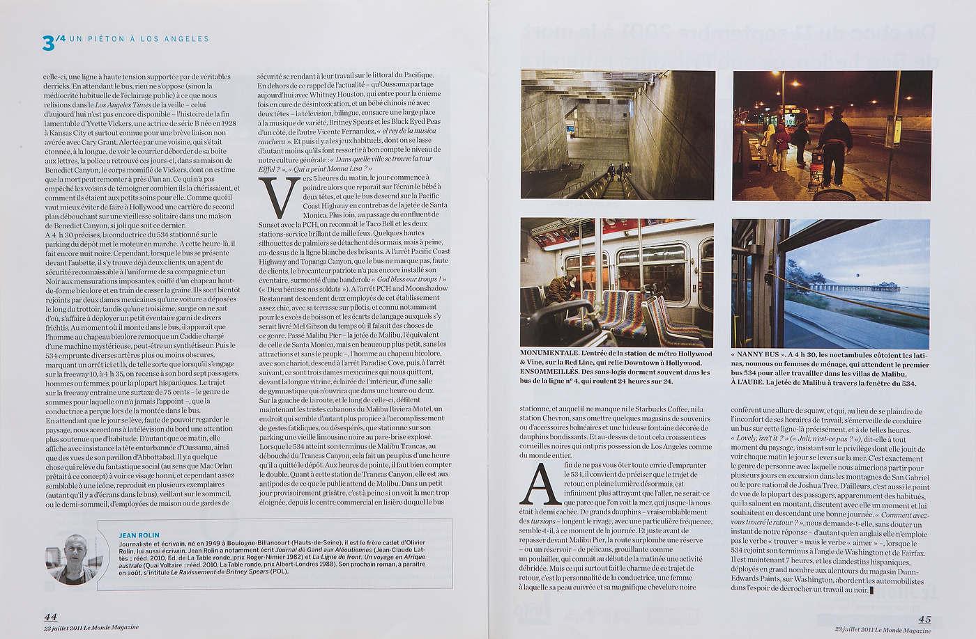 Le Monde Magazine (France).