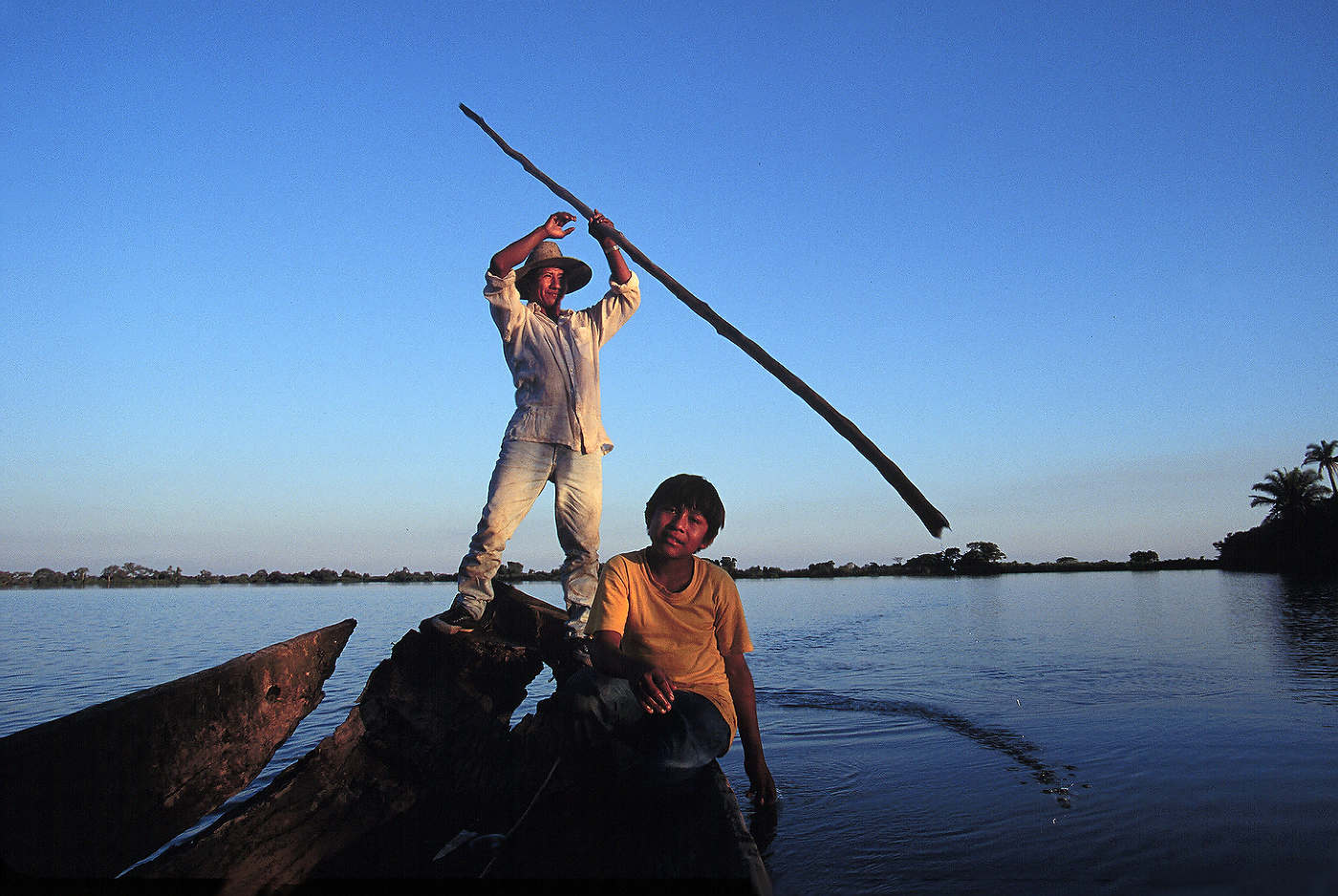 Amazon Basin, Bolivia, for Escape Magazine.