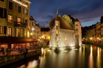 Annecy, France, for National Geographic Books.
