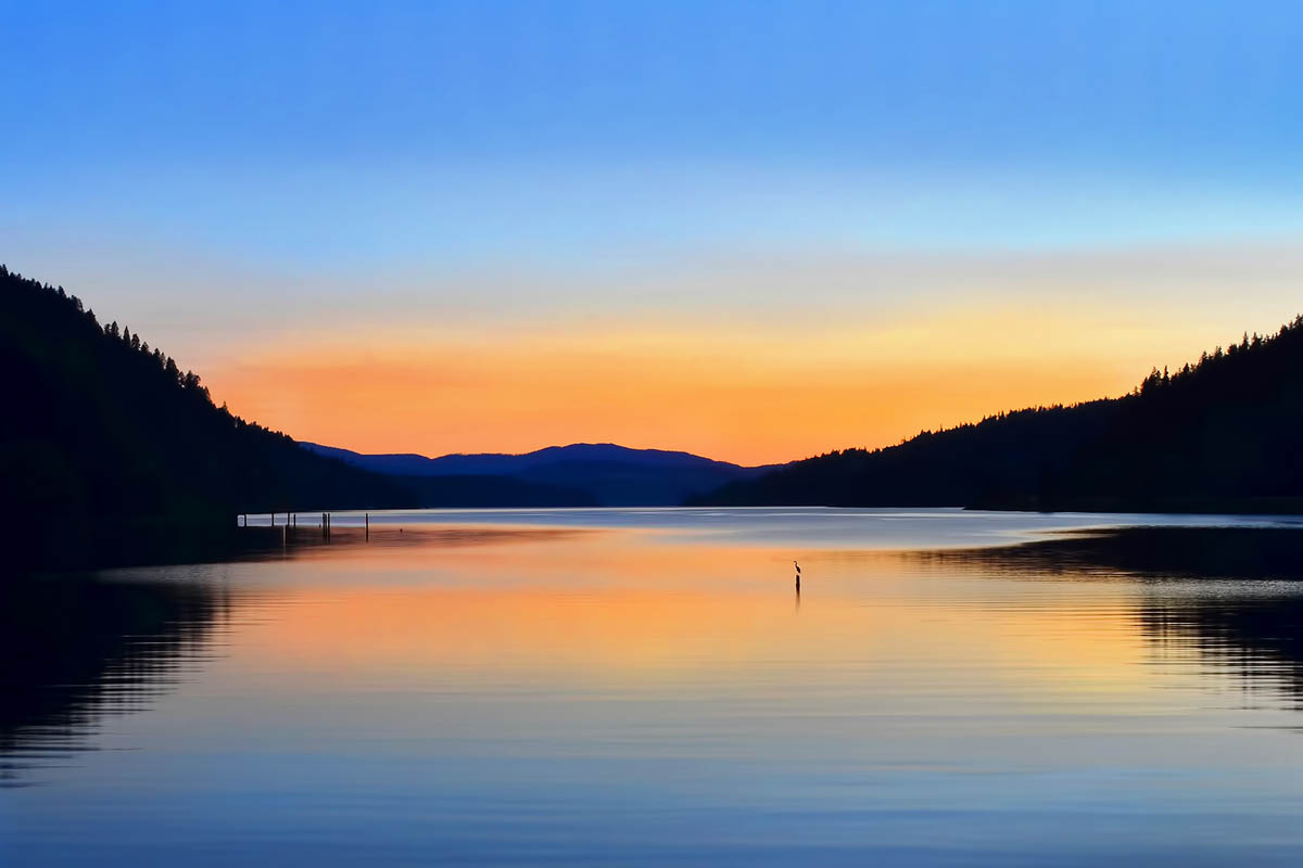 Water Scenes: Yosemite Photography