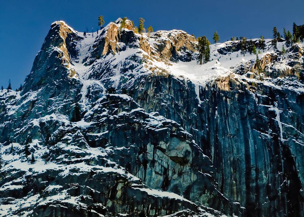 Yosemite-Ridge