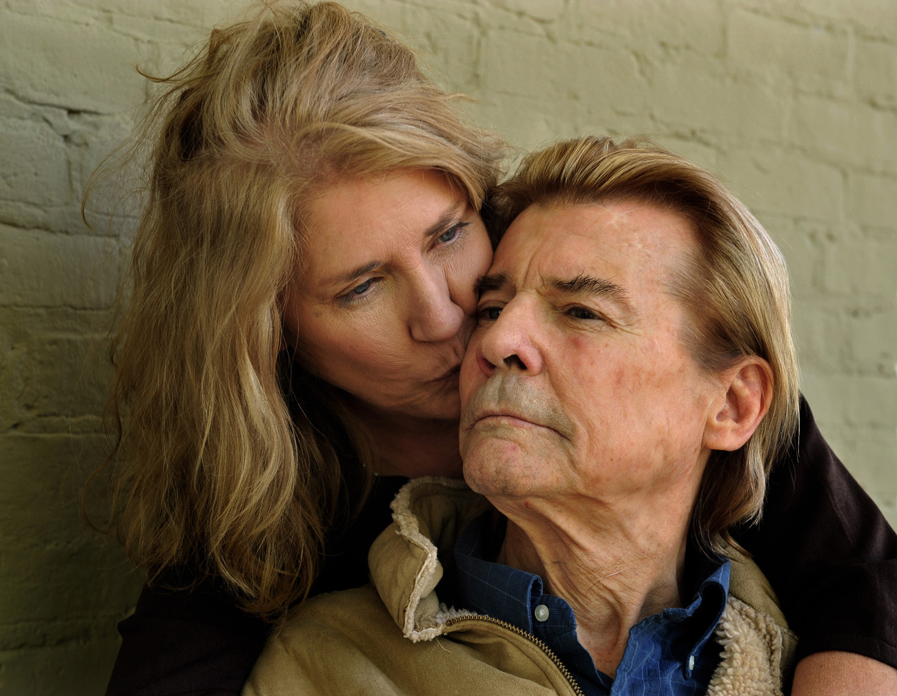 Retired actor Jan Michael Vincent, 65, left Hollywood 12 years ago for a reclusive life on the Mississippi delta. The actor's health is frail as he copes with the effects of decades of alcohol and drug addiction. He credits wife wife Anna for saving his life.   <b><i>On assignment for Splash News</i></b>