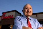 Truett Cathy, Founder of Chik-fil-A restaurants