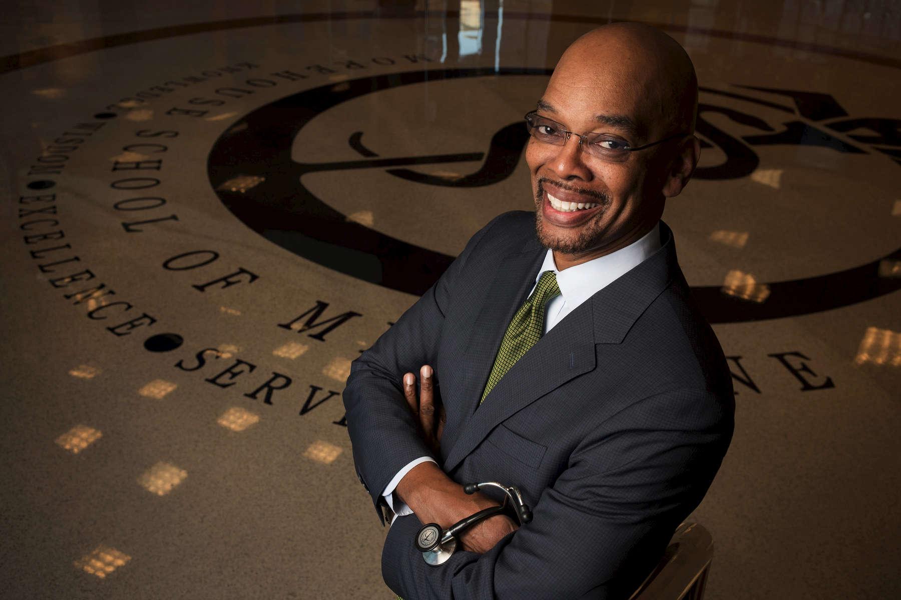 Dr. Herman Taylor MD Morehouse School of Medicine Atlanta GA