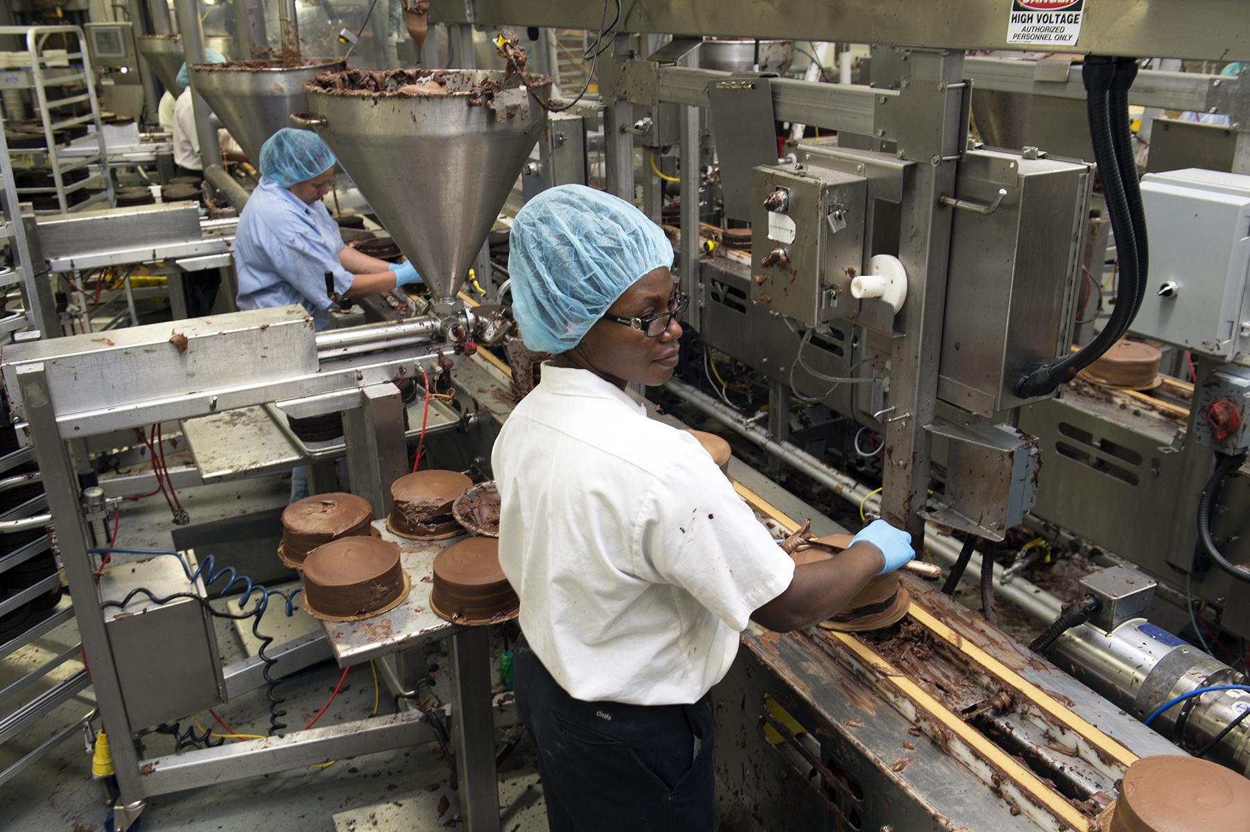 Dawn Foods Bakery Douglasville GA