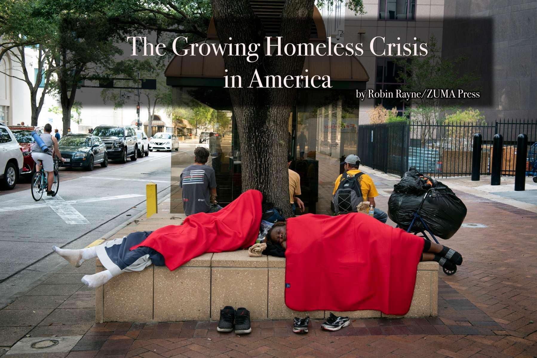 Homeless community, Tampa