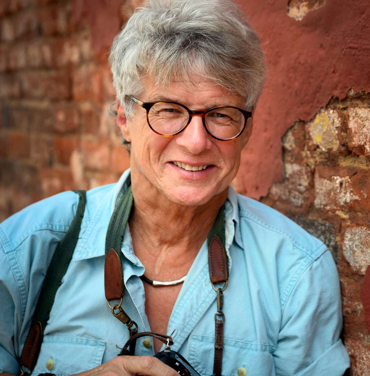 Robin Rayne, Atlanta photojournalist for ZUMA Press