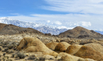 Winter Landscape, Alabama Hills and the Inyo MountainsImage No: 17-00188183   Click HERE to Add to Cart